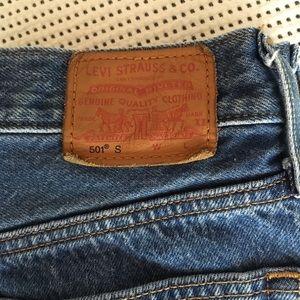 Levi's Jeans - Levi's 501 Skinny 26x28 Chill Pill